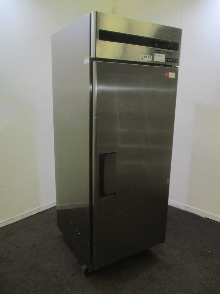 Skope Stainless Steel Upright Refrigerator