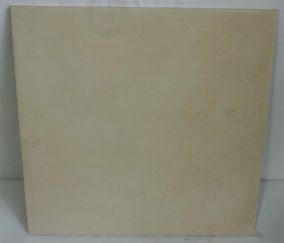 Ceramic Beige Travertine tiles 1 x Pallet of approximately 32 x boxes c