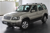 Unreserved 2006 Ford Escape XLT ZC Automatic Wagon