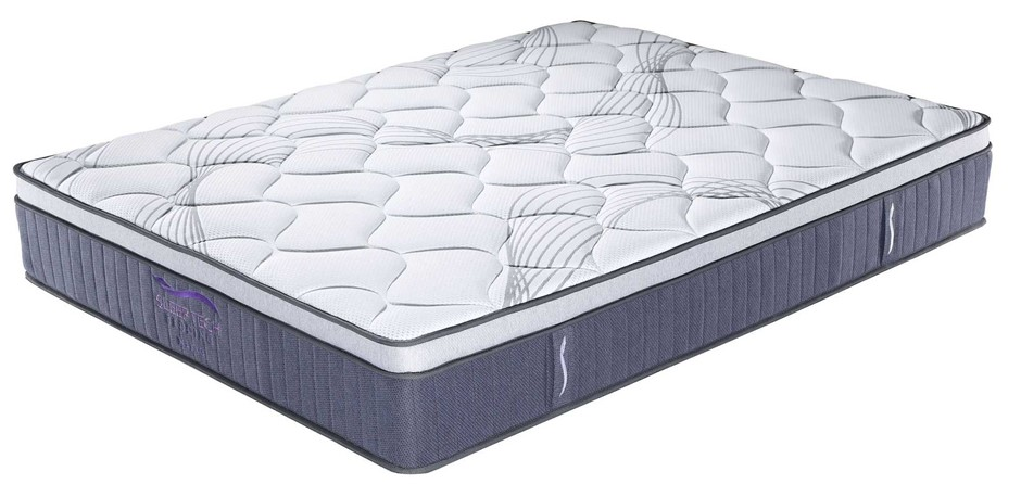 Sleeptech Bed in a Box 3 Zone Pocket Spring Mattress - SINGLE