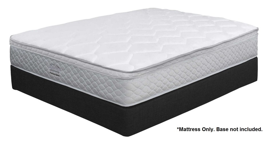 Sleeptech Posture Pillow Top Deluxe Mattress - KING SINGLE