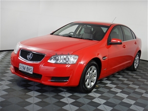 2012 Holden Commodore Omega VE Automatic