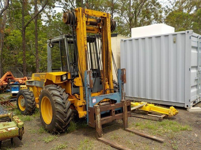 JCB 926 All Terrain Forklift