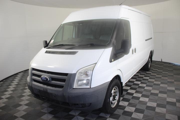 2010 Ford Transit High (LWB) VM Turbo Diesel Van