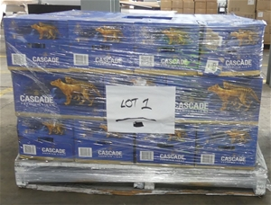 30 Carton of Cascade Beer Approx.: 720 B