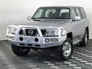 2010 Nissan Patrol ST-S 3.0 GU II Turbo