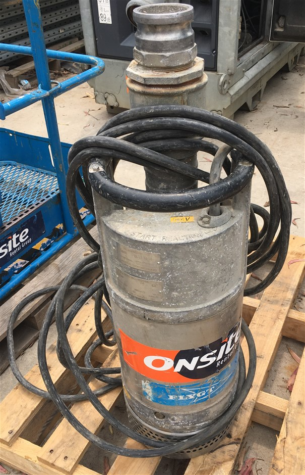 2013 Flygt 2640.MT226 100mm Electric Submersible Pump