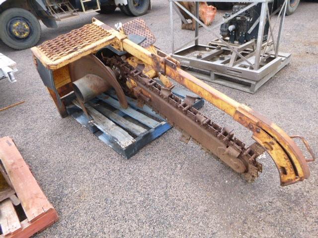 Clark Equipment Trencher