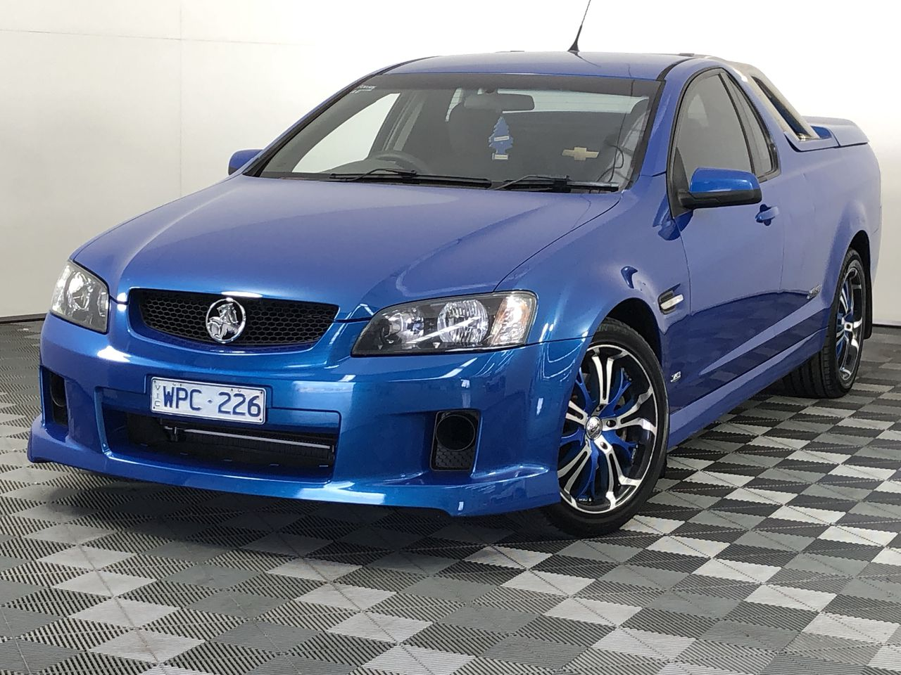 2008 Holden Commodore SS VE Automatic Ute