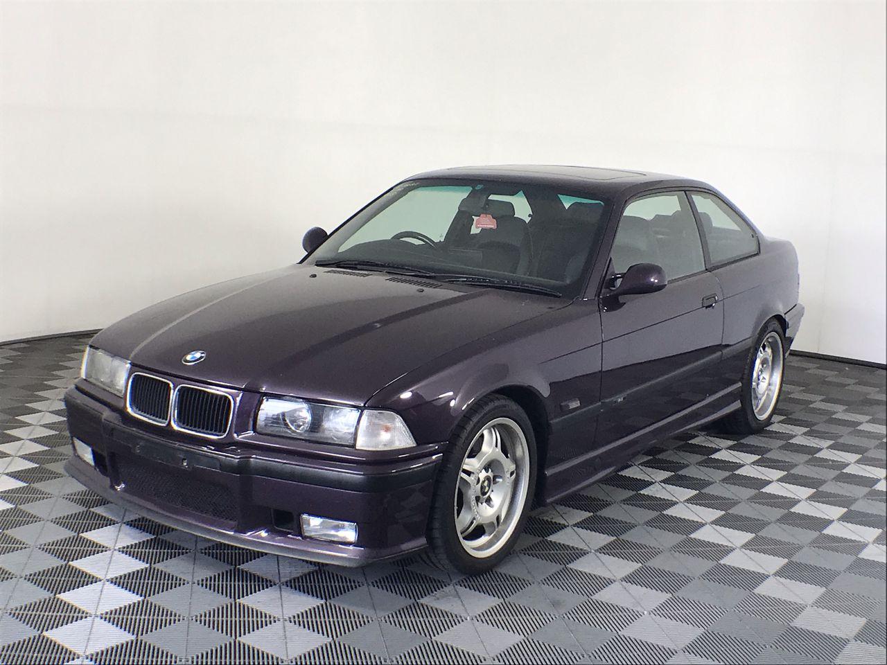 BMW M3 E36 Manual Coupe