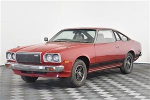 1976 Mazda Cosmo 121 Coupe