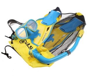 U.S. DIVERS Youth Junior Snorkeling Set