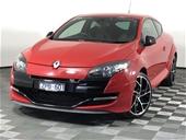 Unreserved 2012 Renault Megane Manual