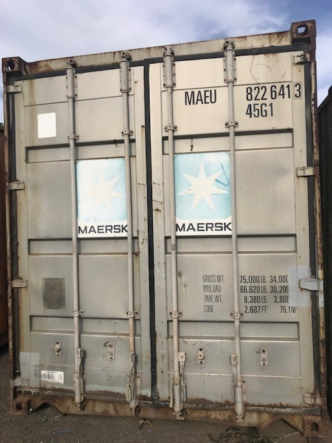 High Cube 40ft Shipping Container