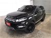2012 Land Rover Range Rover Evoque Si4 PRESTIGE Automatic Wagon