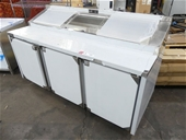 Unreserved, Unused Catering Equipment and Fitout Materials