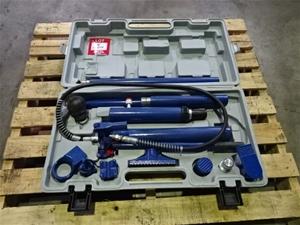 10000kg Porta-Power Kit With Trolley Cas