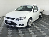 2012 Ford Falcon XR6 FG II Automatic Cab Chassis