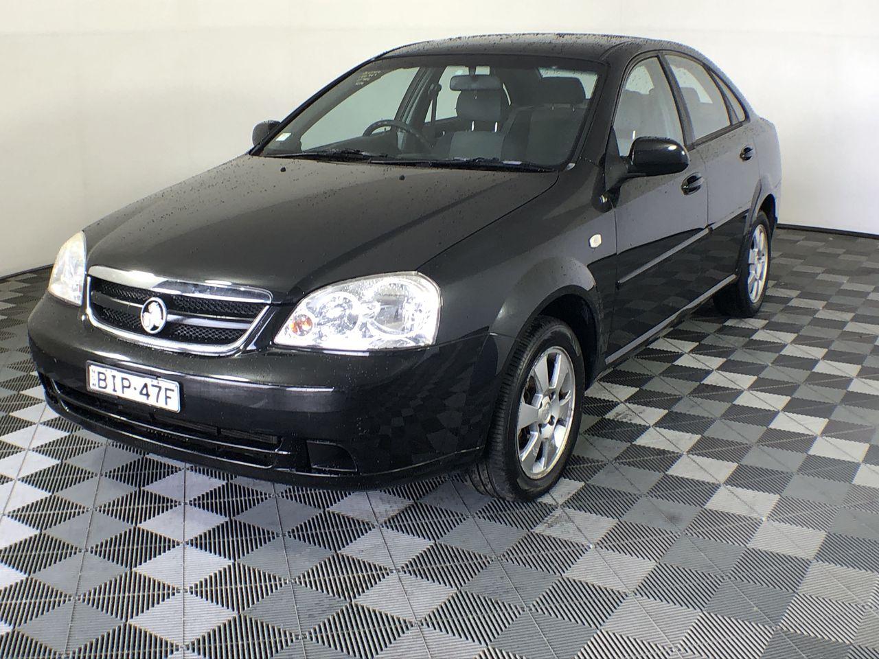 2008 Holden Viva JF Automatic Sedan