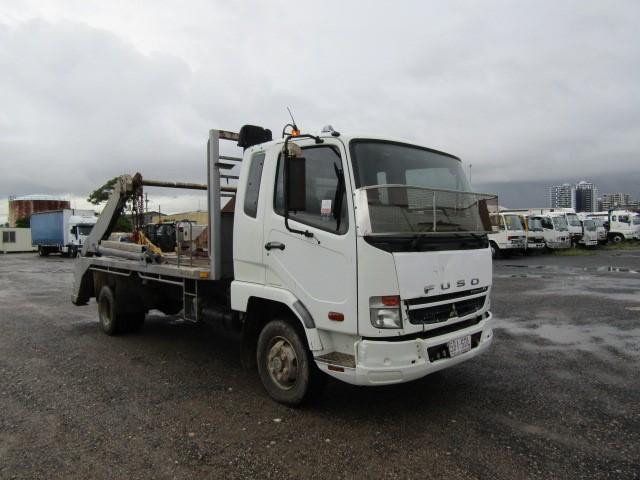 2009 Mitsubishi Fuso 4 x 2 Tipper Truck