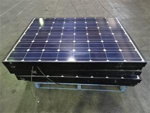 Qty 8 x Sharp NU-A188EY Solar Panels (Po