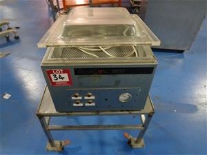 HENKOVAC Vacuum Packaging Machine. Type