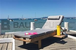2 x Luxurious BALI Sunloungers by Bali R