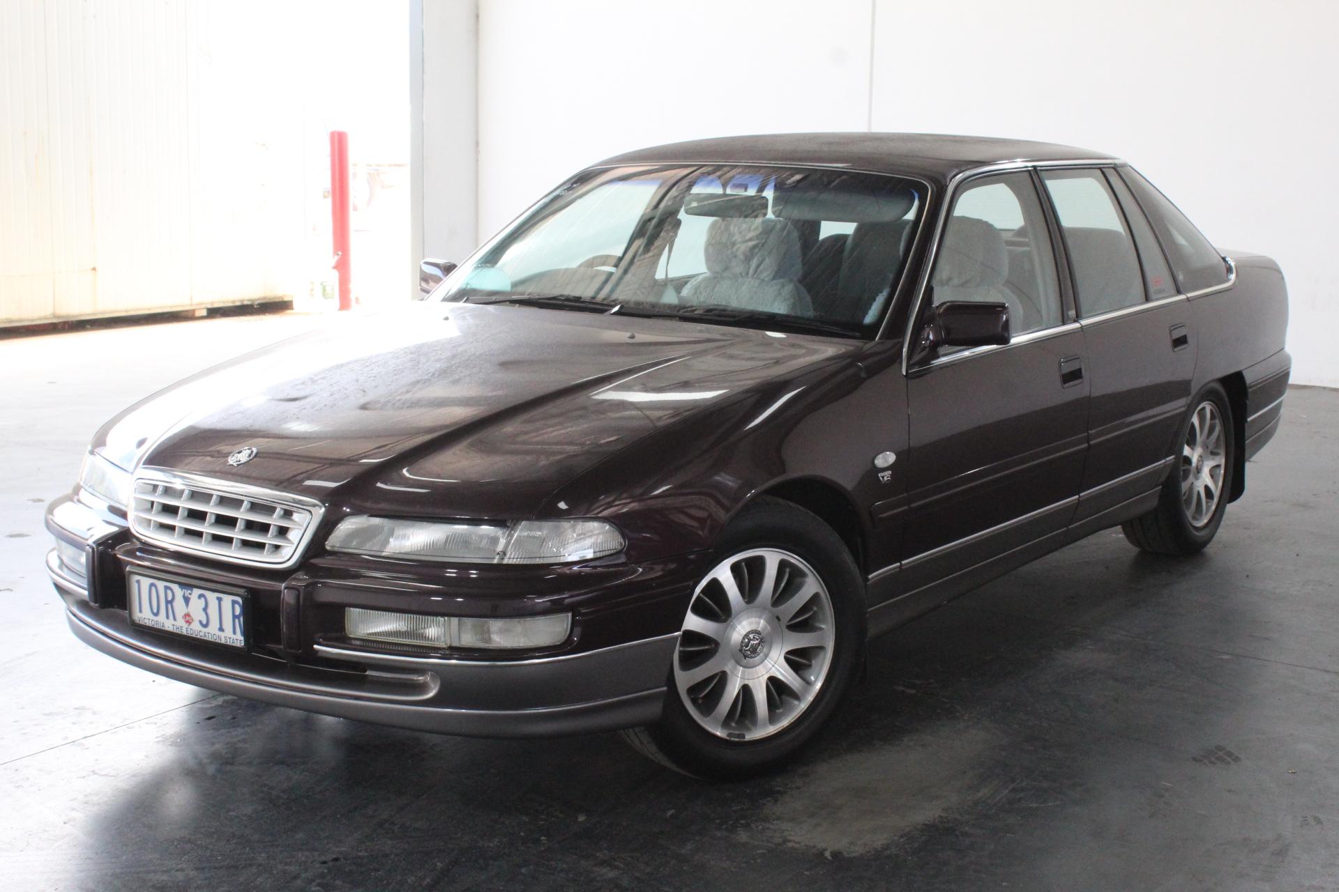 1999 Holden Statesman V6 VS Automatic Sedan