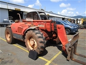 Mostly Unreserved Trucks, Loaders, Forklifts, P&E (Cairns)