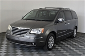 2010 Chrysler Grand Voyager Limited RT 7 Seats People Mover