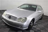 Unreserved 2003 Mercedes Benz CLK320 Avantgarde AT Coupe