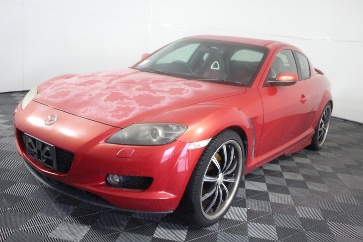 2004 Mazda RX-8 Manual Coupe