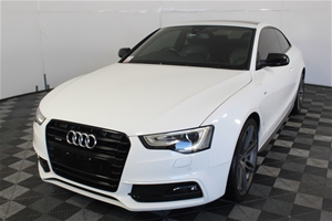 2013 (2014 Comp) Audi A5 TFSI 2.0 Quattr