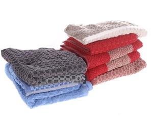 8 x KITCHENAID Tea Towels, 43x71cm, Cott