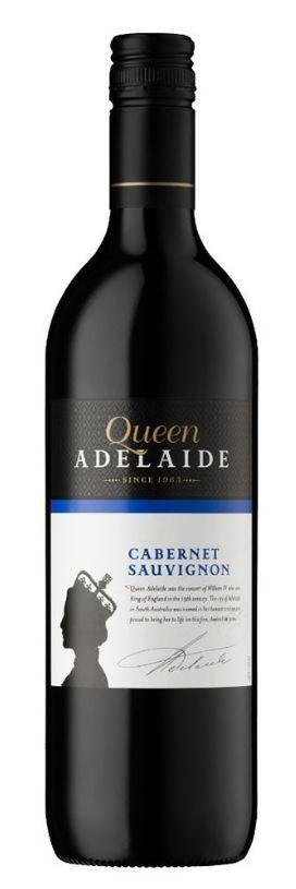 Queen Adelaide Cabernet Sauvignon 2018 (12 x 750mL) SEA