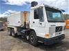Volvo FL10 Water Cart Truck