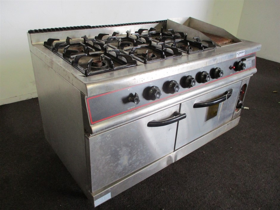 JZH-RJ-6 Cook Top/Oven