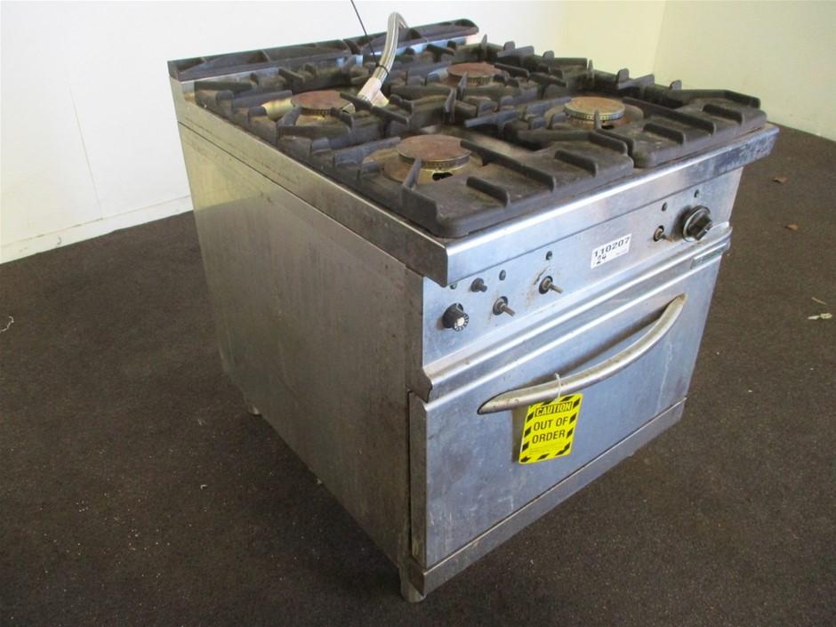Giga K4FZSFG Cook Top/Oven