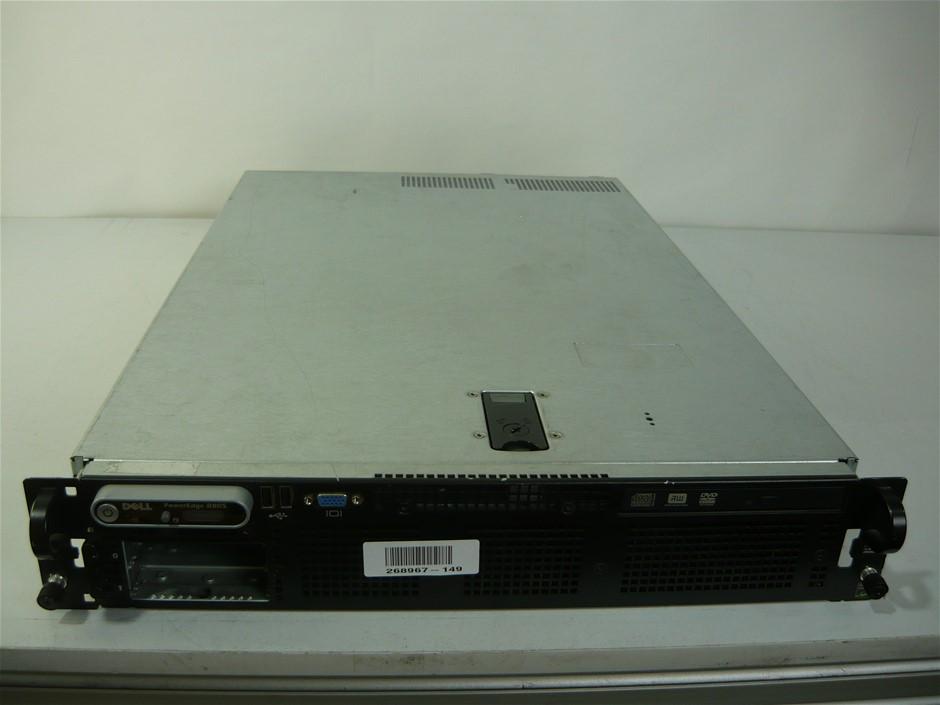 DELL (POWEREDGE R805) Server