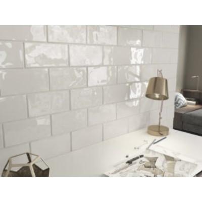 Estudio Ceramica Trendy Reminiscent Glossy 12.5x25cm Ceramic Tiles, 6.875m²