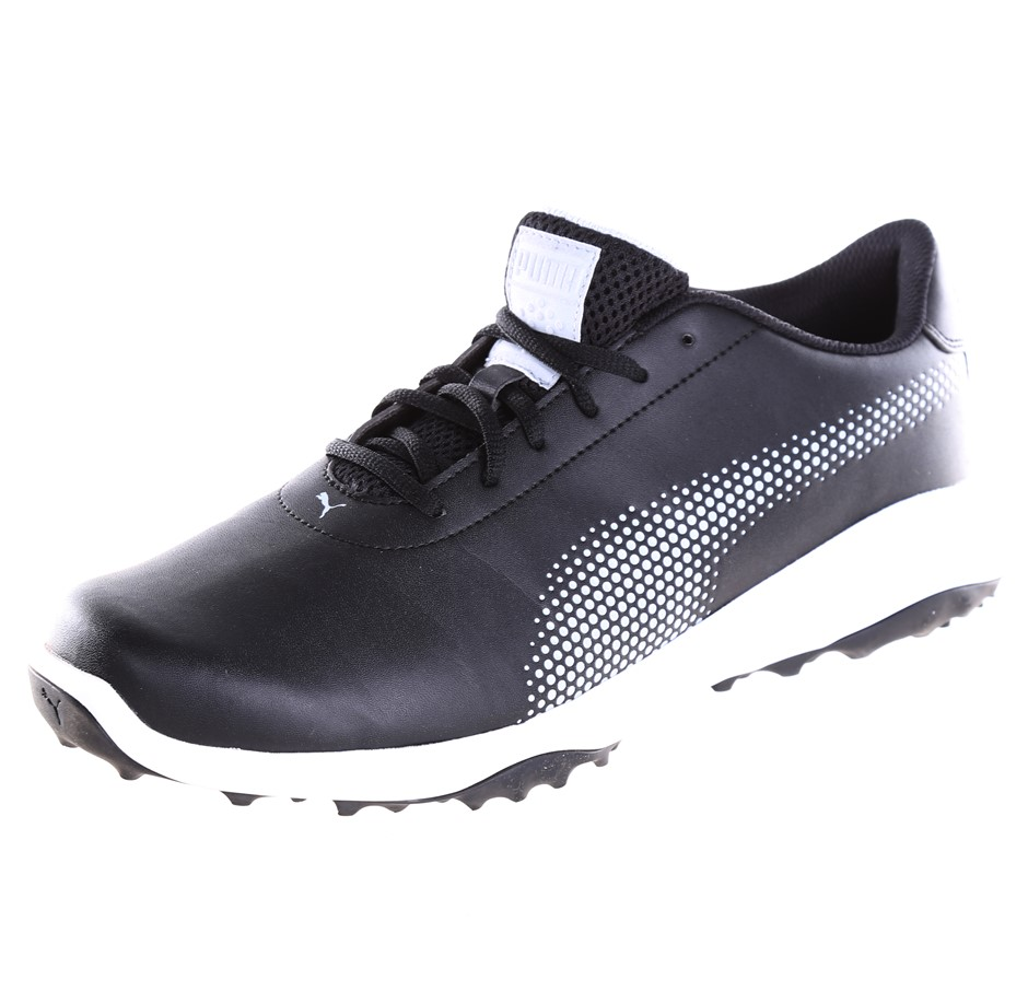 PUMA Men`s Fusion Tech Grip Sole Sport Shoes, UK Size 10, Black. Buyers Not