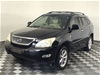 2008 Lexus RX350 Sports Luxury GSU35R Automatic Wagon