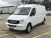 2015 LDV V80 LWB Mid Roof T/D Manual Van
