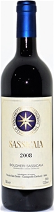 Tenuta San Guido `Sassicaia` Red Blend 2