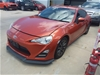 2012 Toyota 86 GT ZN6 Automatic Coupe, 92,975km