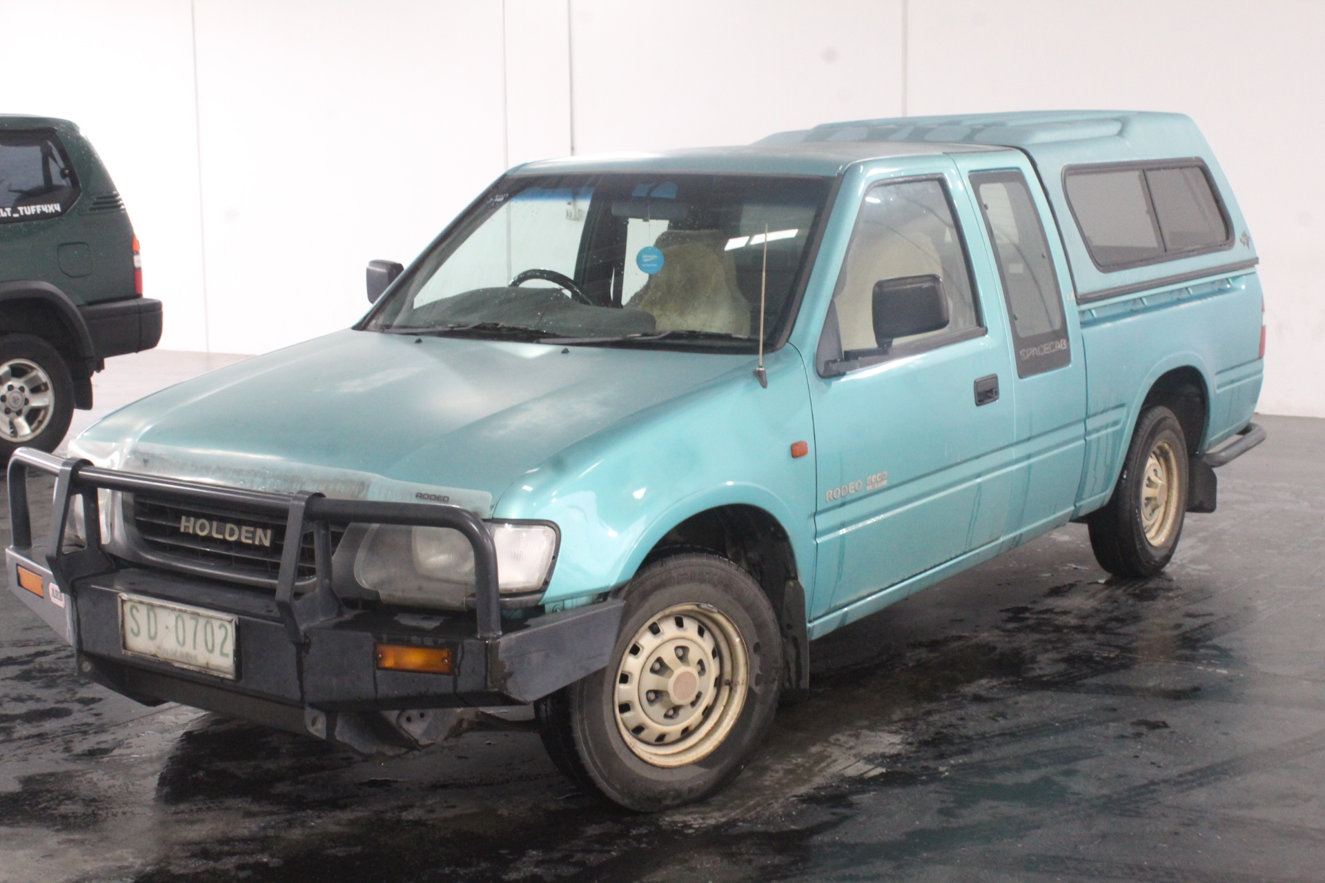 1997 Holden Rodeo LX Manual Ute