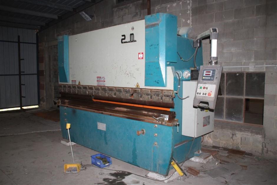 ZYMT, WC67Y-100T/3200, 100 Tonne Hydraulic Press Brake