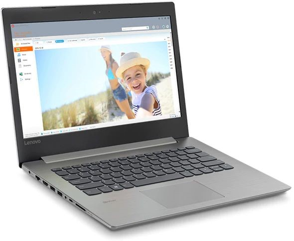 Lenovo IdeaPad 330S-14AST 14-inch Notebook, Silver