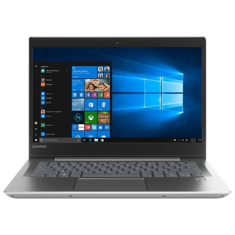 Lenovo IdeaPad 520s 14IKB 14-inch Notebook, Silver