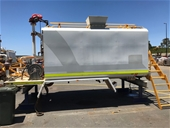 Unreserved Civil Construction Equipment & Truck Water Tank